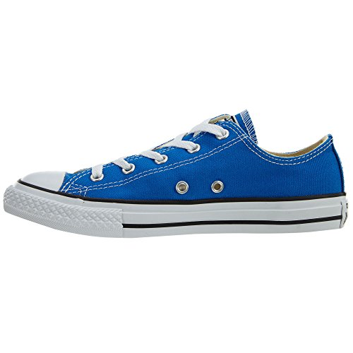 Converse Kids Chuck Taylor All Star Ox Canvas Trainers Blue