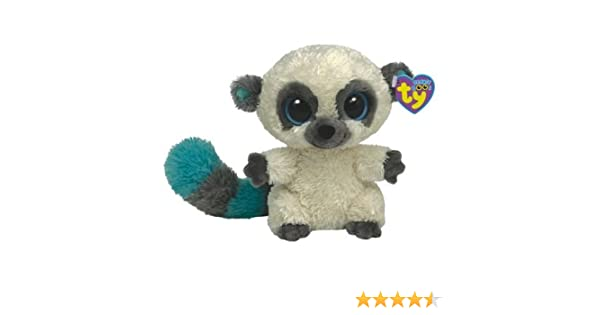 9c992e42644 Amazon.com  Ty Beanie Boos - Cleo the Bush Baby (UK Exclusive)  Toys   Games