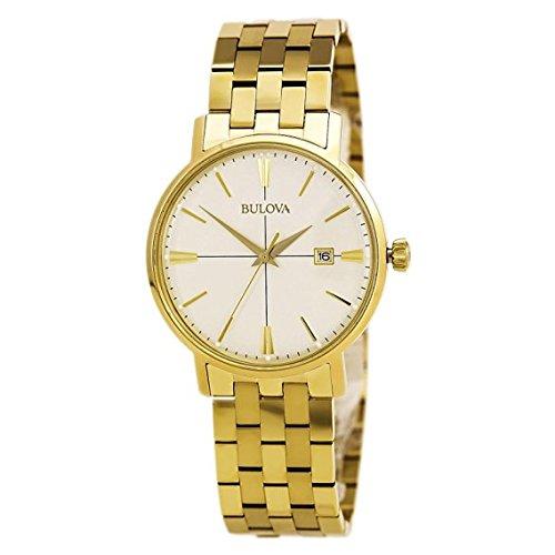 Bulova-Classic-97B152-Gold-Bracelet-Watch