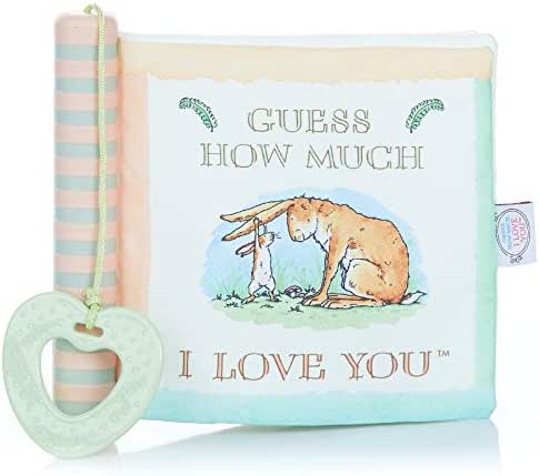 Guess How Much I Love You Soft Book for Babies