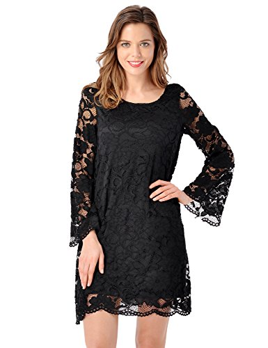 Grapent Womens Floral Sleeve Cocktail product image