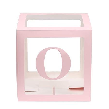 rebulery 1/4 Cajas de almacenaje para bebés, Transparentes ...