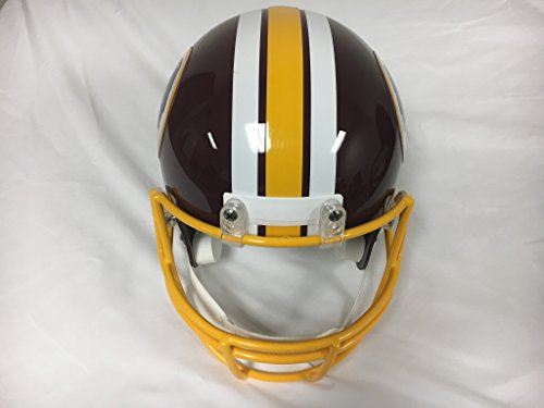 (Washington Redskins Deluxe Replica Football Helmet Full Size -- (New Version))