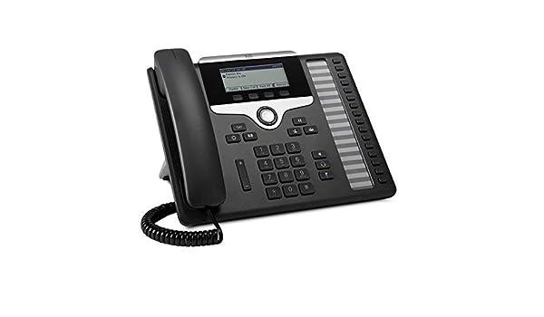 Cisco CP-7861 - Comprar Teléfonos IP Baratos (Reacondicionado): Amazon.es: Electrónica