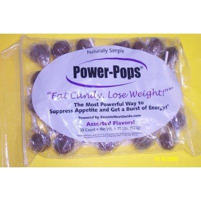 Pomme verte Hoodia Power-POP pour l'énergie et perte de poids