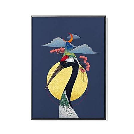 taoyuemaoyi Cartel Tradicional Japonés Lienzo Montaña Cosas ...