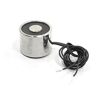Amazon.com : 2, 5 kg / 5.5lb Holding electroimán solenoide de ...