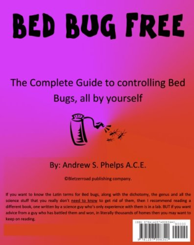 (Bed Bug Free)