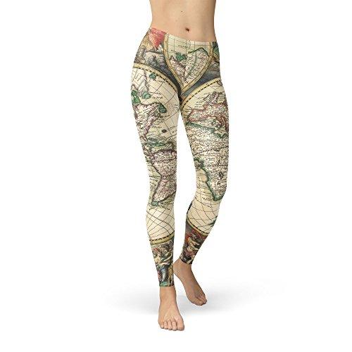 Queen of Cases - Legging - Femme vert Green taille unique