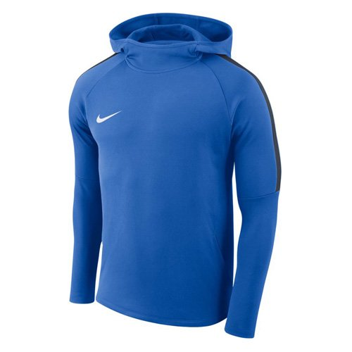 Nike Men's Dry Academy Football Hoodie Sweatshirt, Hombre, Black Anthracite/(White), S