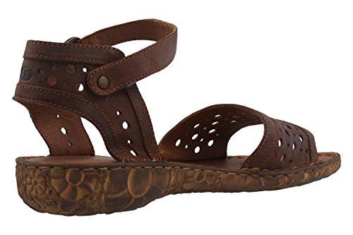 Josef Seibel 79511-720 Rosalie 11 Sandalias para mujer marrón