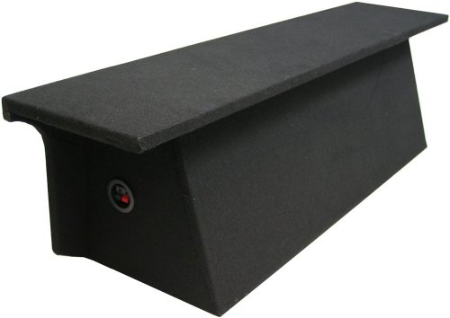 ASC Jeep Wrangler JK 4 Door Unlimited Dual 12'' Subwoofer Custom Fit Speaker Box Enclosure by American Sound Connection (Image #2)
