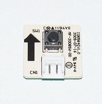 Electrolux - Interruptor aspirador Electrolux UFPARKETTA: Amazon.es: Bricolaje y herramientas