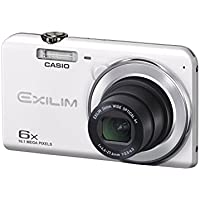 Casio digital camera EXILIM (Exilim) White EX-ZS27-WE Noticeable Review Image