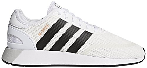 Scarpe Originali Adidas Iniki Runner Cls Scarpe 9.5 B (m) Us Women / 8.5 D (m) Us White / Core Black / Gray One