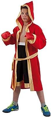 DISBACANAL Disfraz Boxeador Infantil - -, 12 años: Amazon.es ...