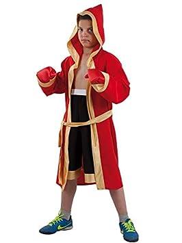 DISBACANAL Disfraz Boxeador Infantil - -, 8 años: Amazon.es ...