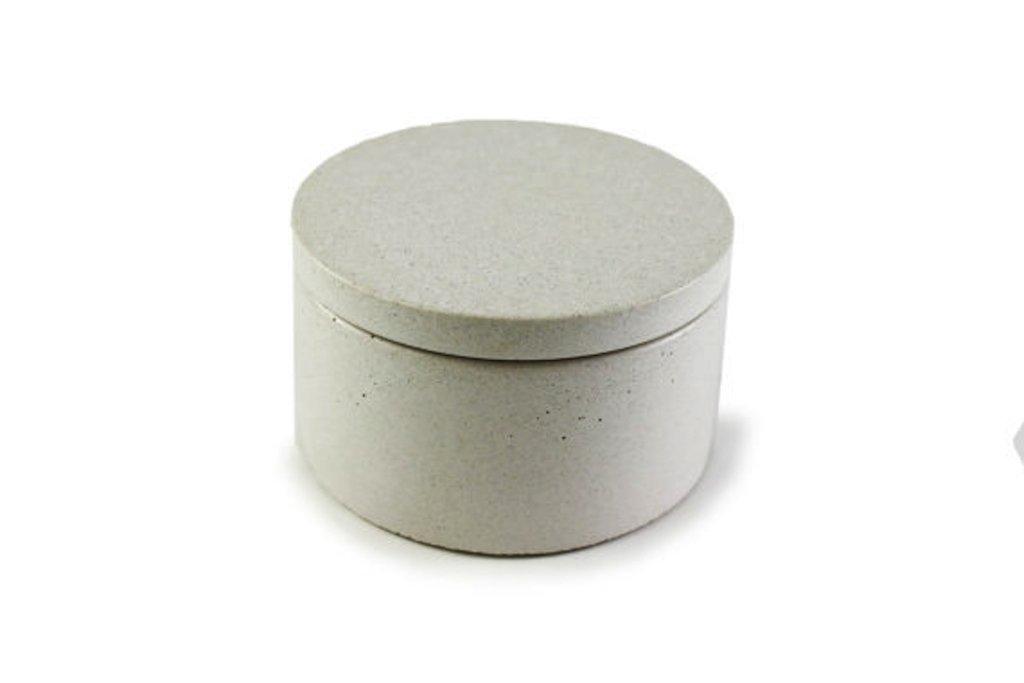 Concrete Salt Cellar - Small