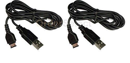 Fits Samsung Universal 2X USB Cable Compatible with The Following Models: by Generic