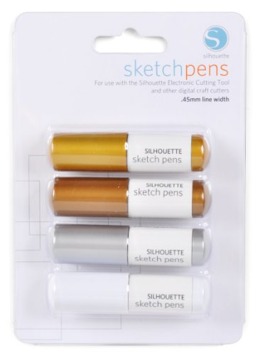 silhouette-metallic-sketch-pen-pack