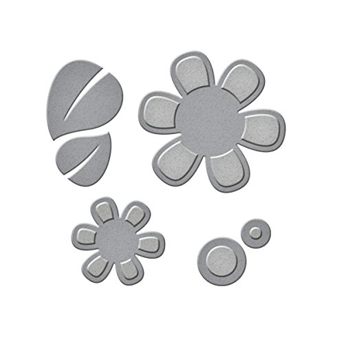Spellbinders Die D-Lites Daisy Etched/Wafer Thin ()