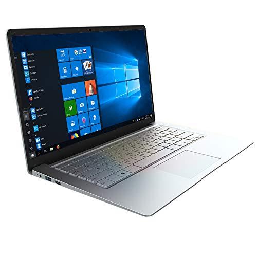 Jumper EZbook S4 Laptop 14 Inch Screen Notebook Intel Gemini Lake N4100 Ultrabook 4GB/8GB RAM Dual Band WiFi Computer(4G RAM, 64G)