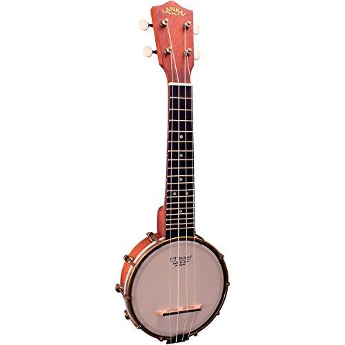 Lanikai LB6-S Soprano Banjolele with Gig Bag