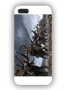 Iphone 5s Funda Case Lord Of The Rings,Movie Unique Pattern Creative Customized Snap On Personalized Compatible with Iphone 5 / 5s