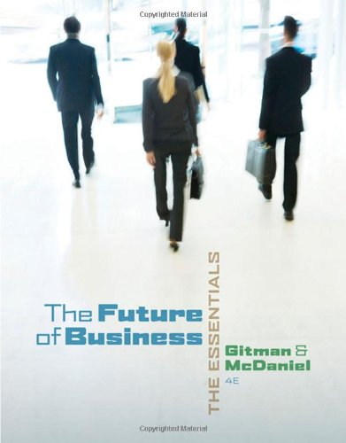 The Future of Business: The Essentials (with Building Your Career Booklet)