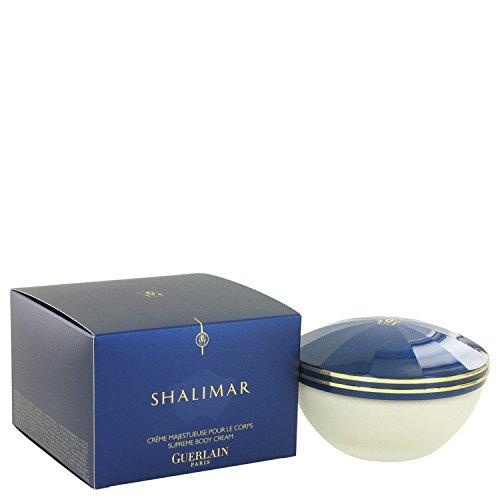 SHALIMAR by Güérláíñ for Women Body Cream 7 oz