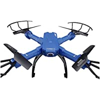 RC Drone, Inkach FPV RC Quadcopter 2.4G 4CH RC Drone 6 Axes 2MP Wide Angle WIFI Camera
