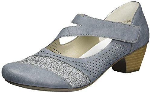 Rieker Vrouwen Slipper Adria / Jeans Adria / Jeans