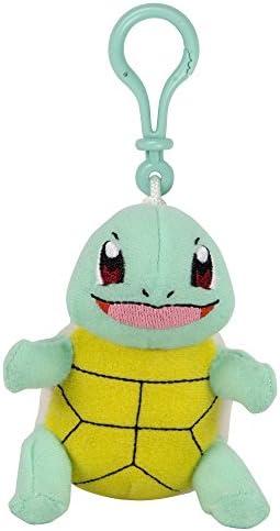 TOMY – t18375 a – Llavero de Peluche – Pokémon: schiggy: Amazon.es ...