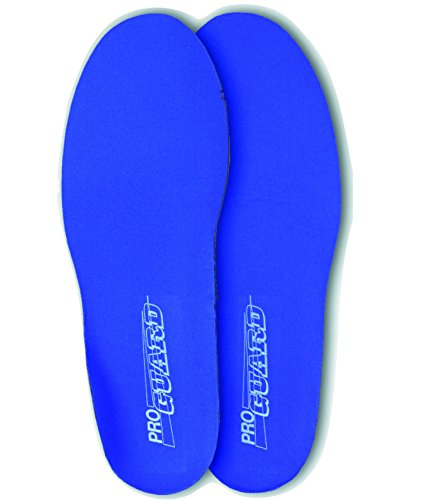 Skate Footbeds Hockey (Proguard Replacement Skate Insoles, Large/7.5-10)