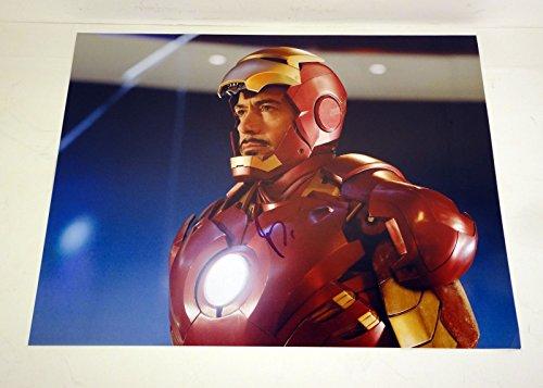Robert Downey Jr Ironman Signed Autograph 11x14 Photo COA #10 ()
