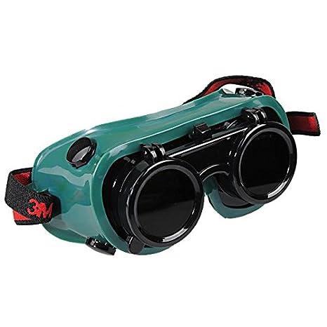 3M 10197 Soldadura Gafas de sol de doble uso protector Gafas Gafas: Amazon.es: Bricolaje y herramientas