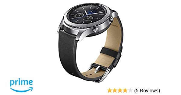 Samsung Gear S3 Smartwatch Replacement Band, Black
