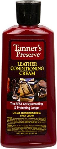 Niteo Tanner's Preserve Leather Conditioning Cream, 7.5 fl oz, Case of 6