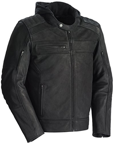 Motorcycle Hoodie With Armor - 8