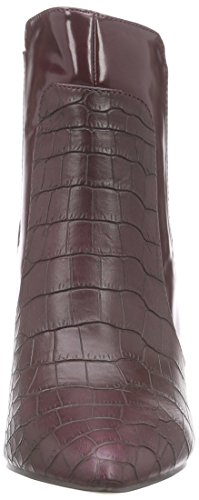 Paco Mena Carrion 3 Damen Kurzschaft Stiefel Rot (Rubi)