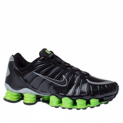 pretty nice 04410 5e18a Amazon.com | Nike Shox TLX Men's Running Shoes (7.5) | Road ...