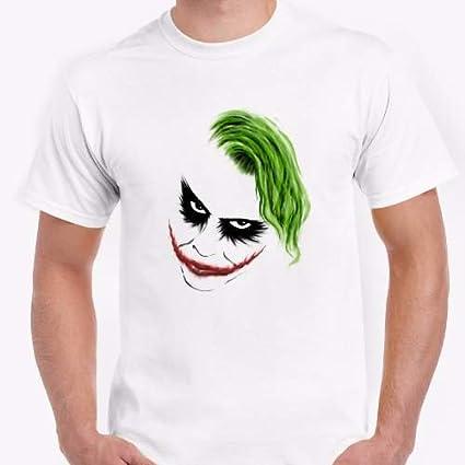 Positivos Camisetas Joker alone - L