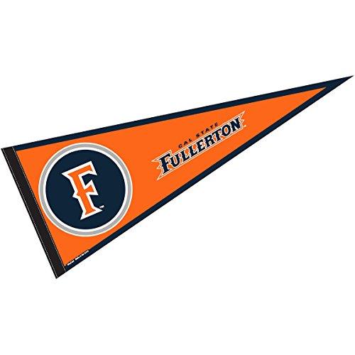 Cal State Fullerton Pennant Full Size Felt