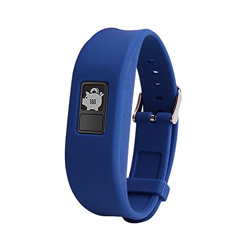 UPC 607052930547, Garmin vivofit JR Replacement Bands and Straps,Adjustable Wristbands With Watch Clasp (BLUE-01)