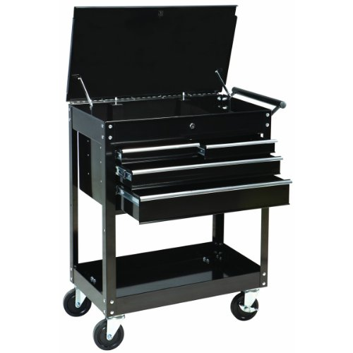 4 drawer service cart - 5