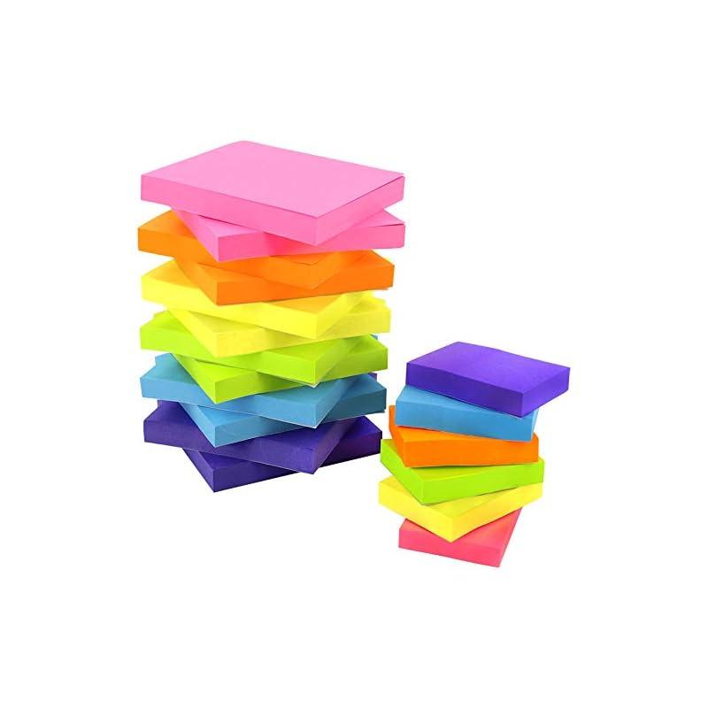 jpsor-18-pads-sticky-notes-set-colorful