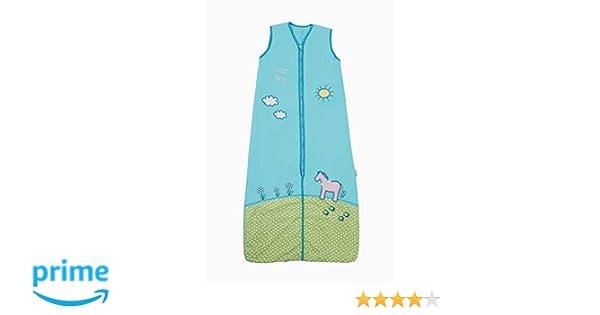 Amazon.com: Slumbersafe Summer Toddler Sleeping Bag 0.5 Tog - Pony, 18-36 Months/Large: Baby