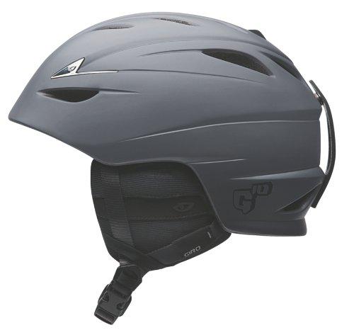 Giro G10 2009 Snow Helmet (Matte Pewter, Small)