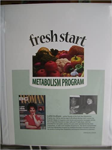 Fresh Start Metabolism Program. 4 Audio Cassettes & 3 VHS Video. Audio, Cassette – 2000