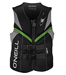 O'Neill designs the uscg approved vests to provide the best fit in the industry, setting new standards of expectations for all wake and waterski athletes.